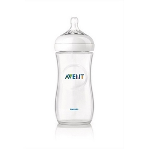 Image of Avent sutteflaske PP 330 ml., BPA fri, Natural