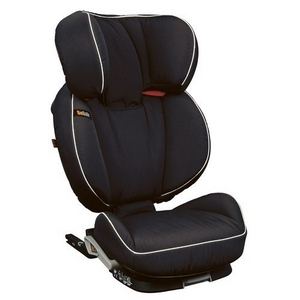 Image of BeSafe iZi Up X3 Fix med Isofix, 15-36 kg., Black Cab (66652-22-226-3)