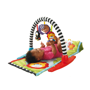 Image of   Fisher Price legetæppe