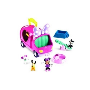 Image of   Fisher Price, Minnies Precious Pets Tour Van