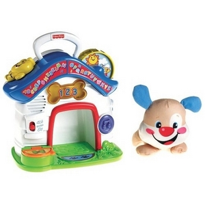 Image of   Fisher Price Puppy Playhouse