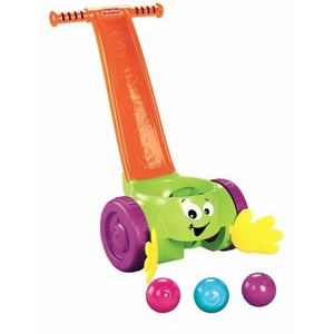 Image of   Fisher Price Walkin Whirling Popper