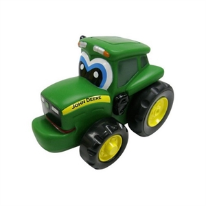 Image of Push & Roll Johnny Tractor, John Deere (455-332-444)