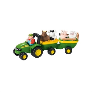 Image of   Animal Sounds Hayride, John Deere