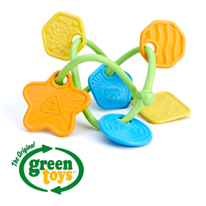 Image of Green Toys Twist Teether (6663366633663388)