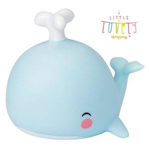 Image of A Little Lovely Company Lampe, Little Whale
