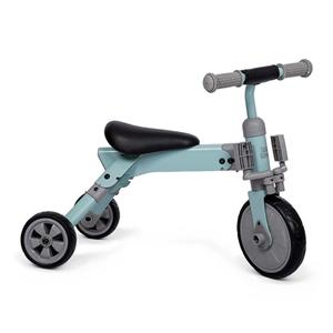 Image of   MamaMemo trehjulet 2-i-1 cykel, mint