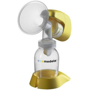 Image of Brystpumpe elektrisk Medela, Mini Electric (5727144)
