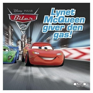 Image of   Lynet McQueen giver den gas, papbog