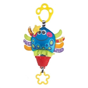Image of Musical pull string Octopus, Playgro (665-332)