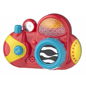 Image of Playgro Sounds and Lights Camera (545-9963-993)