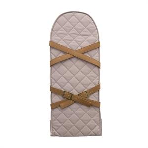 Image of Sleepbag bæreplade, støvet lilla (6663366633663424)