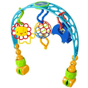 Image of Oball barnevognskæde, Stroller Arch (barnevognskaede-stroller-arch-stimulerer-barnet-vi)