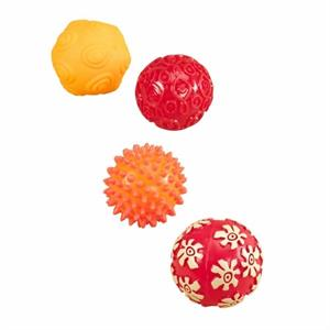 Image of   B-Toys bolde, Oddballs, 4 stk.