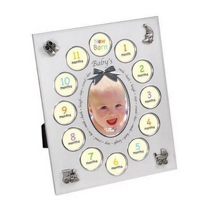 """Babys First Year"" fotoramme thumbnail"