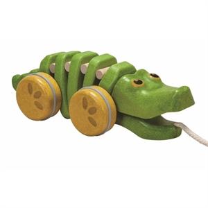 Image of   Dansende krokodille, PlanToys