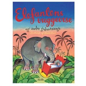 Image of   Elefantens vuggevise, godnat-sangbog