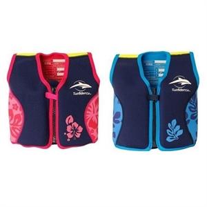 Image of Konfidence Jacket, svømmevest, blå eller pink/lilla (663-663-63-Lilla/pink-1 1/2-3 år)