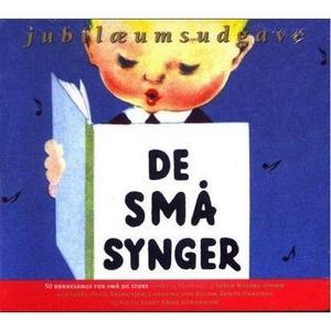 Image of   De små synger, CD
