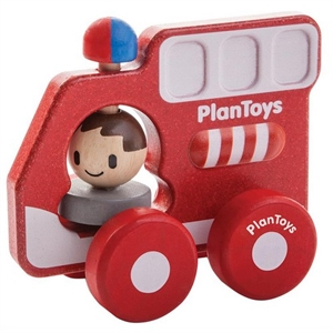 Image of Lille brandbil, Plantoys (4545-453-223)
