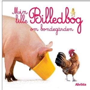 Image of   Min lille billedbog om bondegården