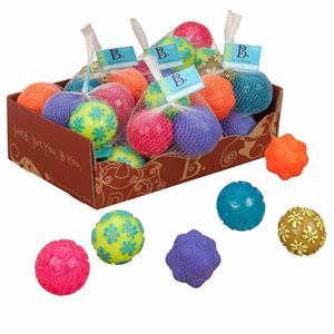 Image of   B-Toys bolde, Oddballs mini, 3 stk.