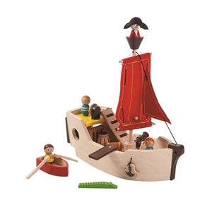 Image of   Piratskib, Plantoys