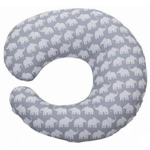 Image of Rätt Start Ammepude med elefanter, grå (566-6656-332)
